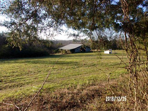 Beautiful Private Farm : Albemarle : Stanly County : North Carolina
