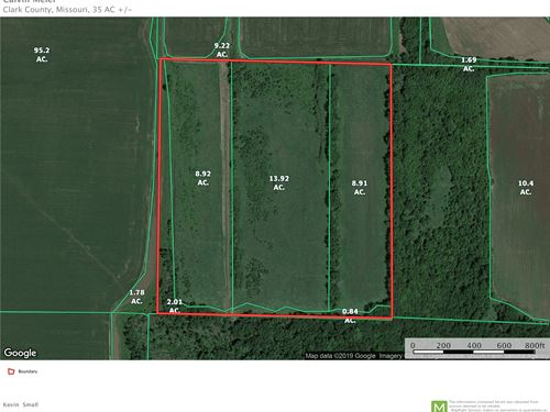 Hunting Land For Sale Clark Co Mo : Kahoka : Clark County : Missouri