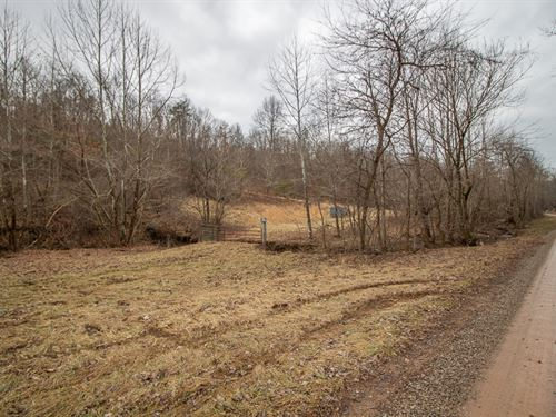 Long Branch Rd, 29 Acres : Bidwell : Gallia County : Ohio