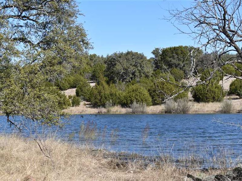 Hunting Land For Sale in Mills Cou : Ranch for Sale : Goldthwaite