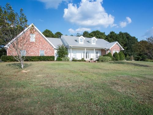 25 Acres With A Home In Rankin Coun : Pelahatchie : Rankin County : Mississippi