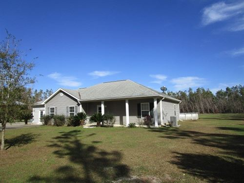 Great Country Home You Your Animals : Bristol : Liberty County : Florida