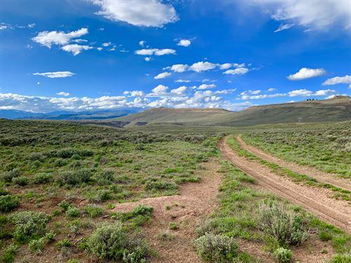 620 Acres Near Blue Mesa Reservoir : Gunnison : Colorado