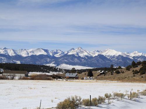 35 Acres in Custer County Colorado : Westcliffe : Custer County : Colorado