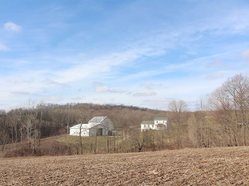 Sr 643, 80 Acres : Fresno : Coshocton County : Ohio