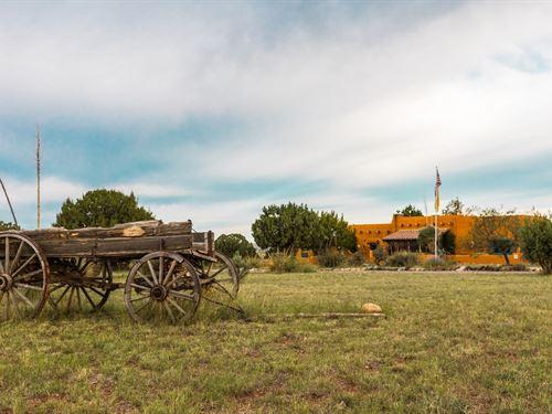 Silver City Horse Ranch, Public : Silver City : Grant County : New Mexico
