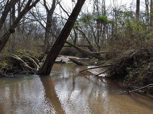 Madden Tract : Elberton : Elbert County : Georgia