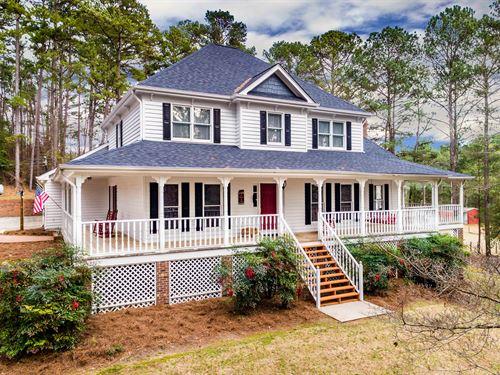 Custom Built Home Nr Harbins Horse : Dacula : Gwinnett County : Georgia