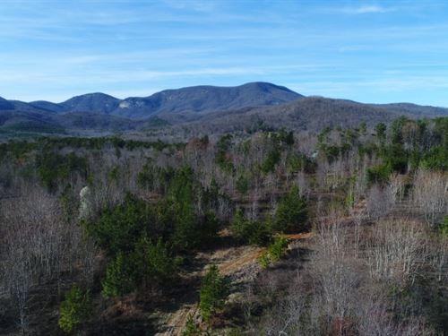 23Acres Near Landrum, Mount Views : Landrum : Greenville County : South Carolina