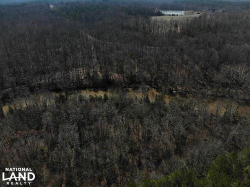 South Anna River Homesite : Beaverdam : Hanover County : Virginia