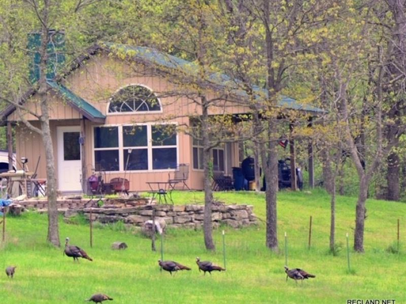 288 Ac, Highly Managed Wildlife Fa : Warsaw : Benton County : Missouri
