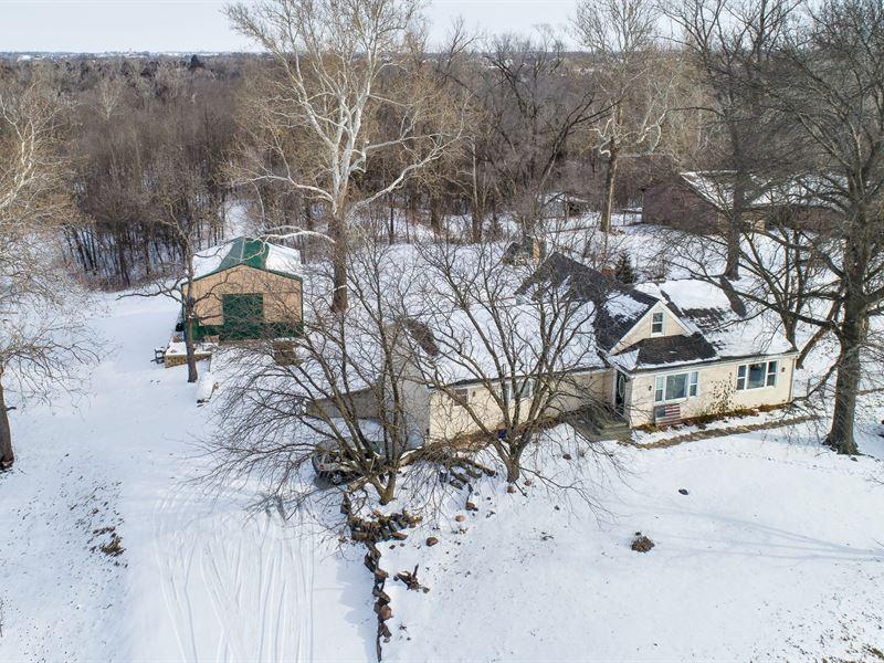 Home And 15-Acres, No Reserve : Platte City : Platte County : Missouri