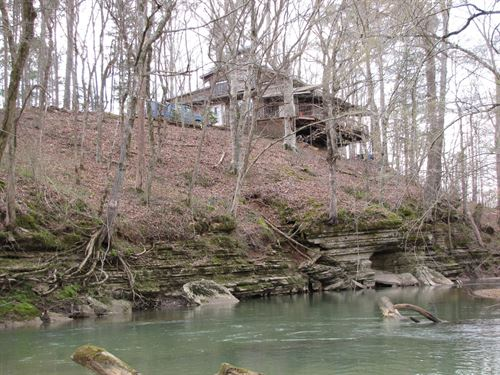 Huge Rustic TN Lodge Style Home : Savannah : Hardin County : Tennessee