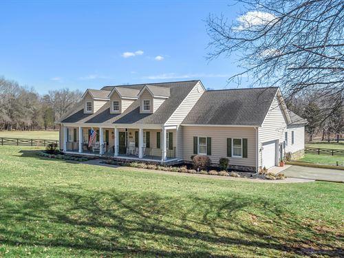 Luxury Horse Farm Fauquier Co, VA : Remington : Fauquier County : Virginia