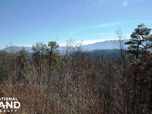 Smoky Mountain View Property : Cosby : Sevier County : Tennessee