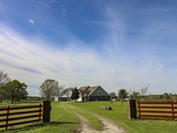 23 Acres With A Home In Pearl River : Poplarville : Pearl River County : Mississippi