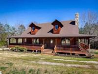 Beautiful Farm With Mountain Views : Greenville : Greenville County : South Carolina