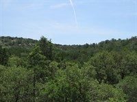 65 Acres Rugged Hunting Land : Rocksprings : Edwards County : Texas