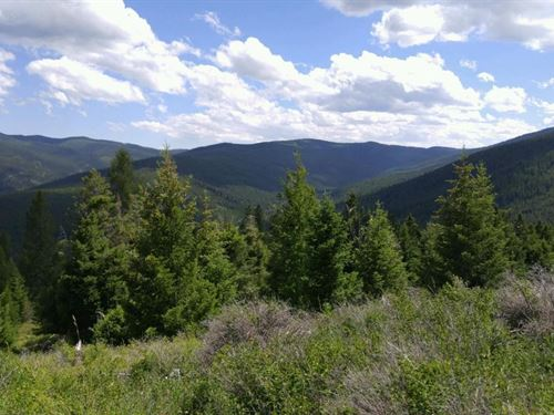 High Ridge Trail Acreage : Kila : Flathead County : Montana