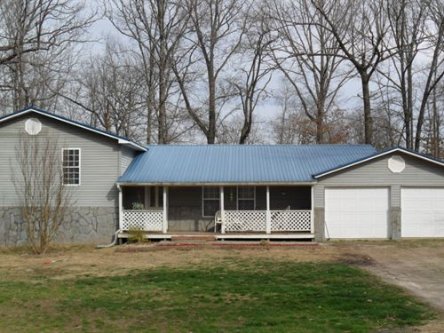 Hobby Farm In Southern Missouri : West Plains : Howell County : Missouri