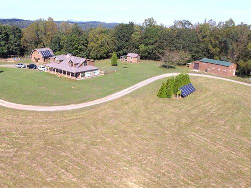 Dl Ranch Llc : Floyd : Virginia