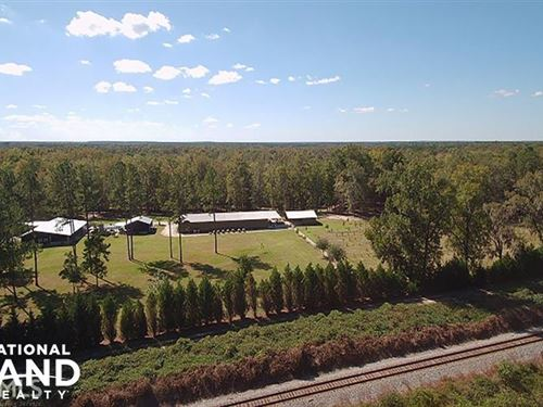 Midville Riverfront Property : Midville : Burke County : Georgia