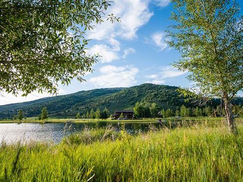 Pondside At Elk Creek Ranch : Meeker : Rio Blanco County : Colorado