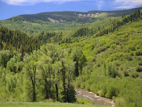 Egry Mesa Ranch : Hayden : Rio Blanco County : Colorado