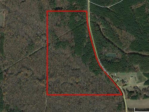100 Acres, Silver Ridge Rd : Sturgis : Oktibbeha County : Mississippi