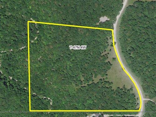Pinnacle Lake Rd : High Hill : Montgomery County : Missouri