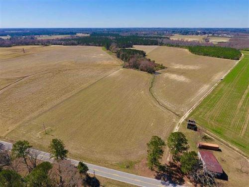 Under Contract, 56.69 Acres of Fa : Lucama : Wilson County : North Carolina