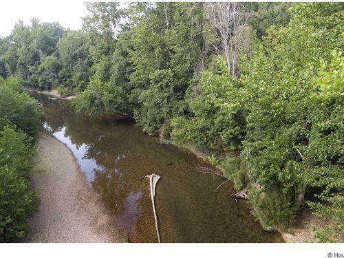 Missouri Ozarks, Castor River Farm : Marquand : Madison County : Missouri