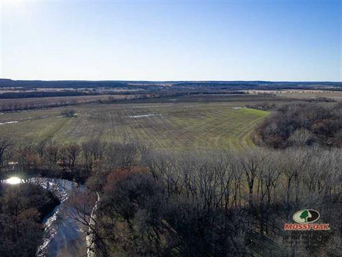 Little Caney River Tillable : Niotaze : Chautauqua County : Kansas