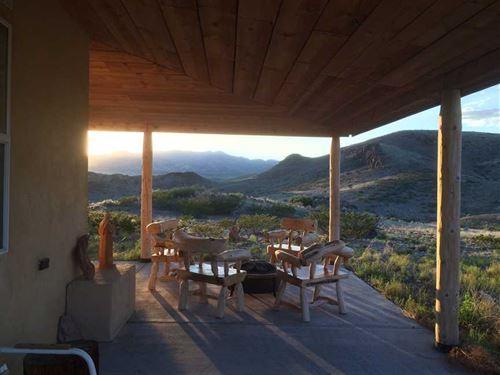 Three Dog Ranch : San Antonio : Socorro County : New Mexico