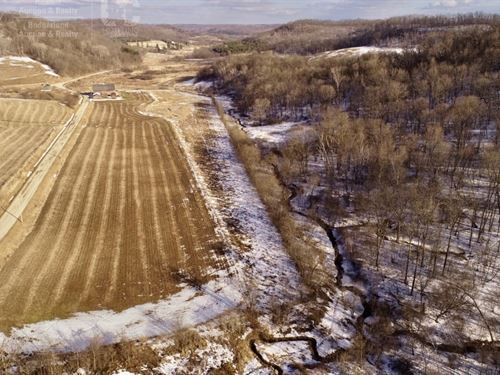 Stunning Hunting Land Southwest : Cazenovia : Richland County : Wisconsin
