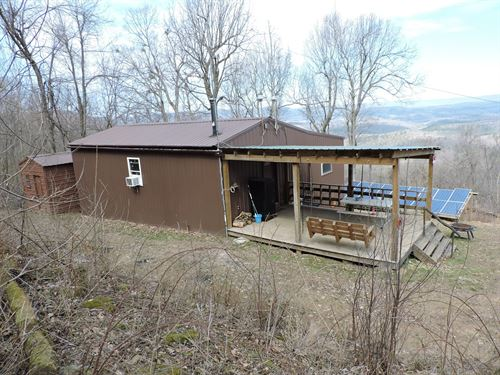 Secluded Cabin Acreage Buffalo : Jasper : Newton County : Arkansas