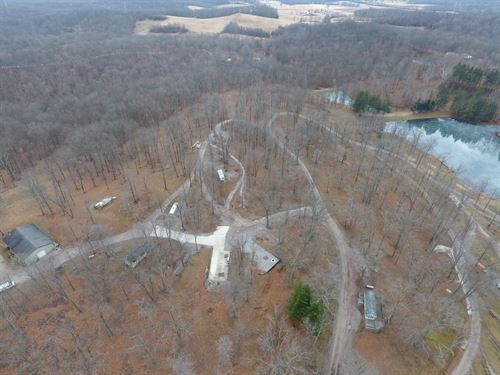 Stand Pipe Rd, 64 Acres : Jackson : Ohio