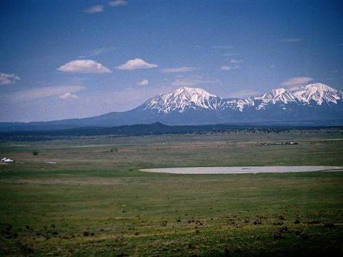 Potts Ranch For Sale : Walsenburg : Huerfano County : Colorado