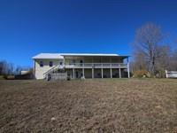 Country Home Acreage Fulton County : Mammoth Spring : Fulton County : Arkansas