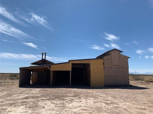 10 Acre Horse Property Tularosa NM : Tularosa : Otero County : New Mexico