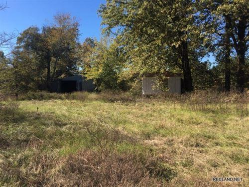 139.4 Ac, Timberland With Home Sit : Rodessa : Caddo Parish : Louisiana