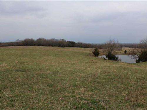 Incredible 80 Acres of Neosho Coun : Walnut : Neosho County : Kansas