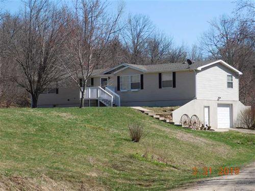 Country Living On 10 M/L Acres : De Kalb : Buchanan County : Missouri