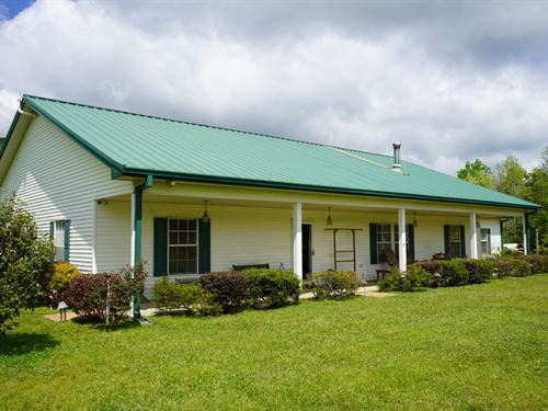 Homochitto Homeplace : Union Church : Lincoln County : Mississippi