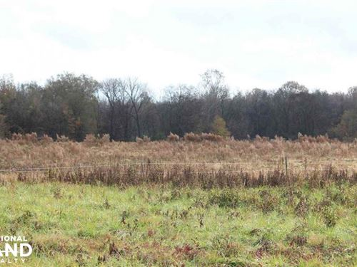 20 Acres in Flora, MS : Flora : Madison County : Mississippi