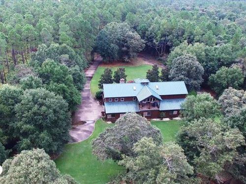 Juniper Creek Quail And Horse Farm : Milton : Santa Rosa County : Florida