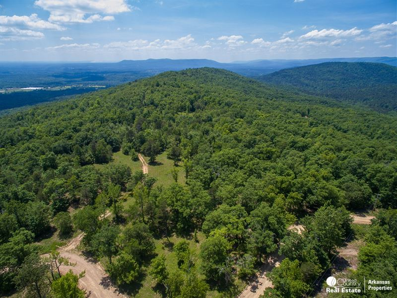 15.07 Pristine Mountain Acres : Mena : Polk County : Arkansas