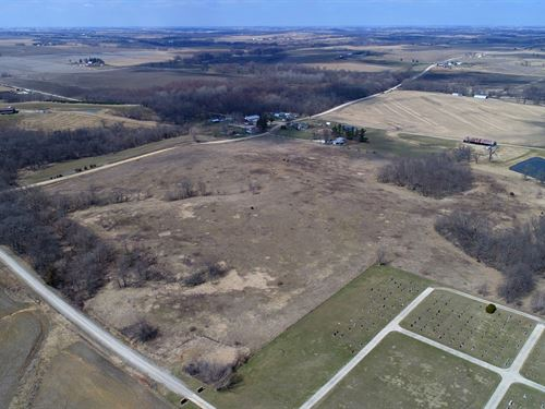 Mahaska County Iowa Investment : New Sharon : Mahaska County : Iowa