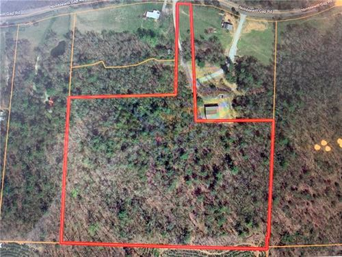 11.56 Acres Unrestricted Land : Jasper : Pickens County : Georgia