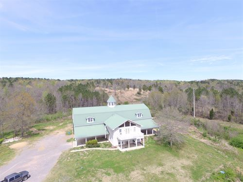 Bank Owned, 100 Ac & Barn : Ragland : Saint Clair County : Alabama